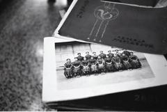 大正十五年三月の女学校の写真