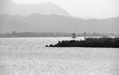 琵琶湖長浜港からⅡ