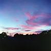 ブロニカの夕陽