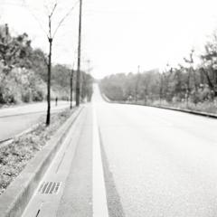 あてのない路