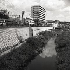 瀬戸電と瀬戸川