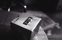 いまさらですが…CANON EF40mm F2.8