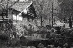 旧・昭和村を歩く…