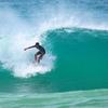 今日の波はグッド?ベター?いや、ベストだよ。