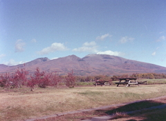 PENで撮った浅間山