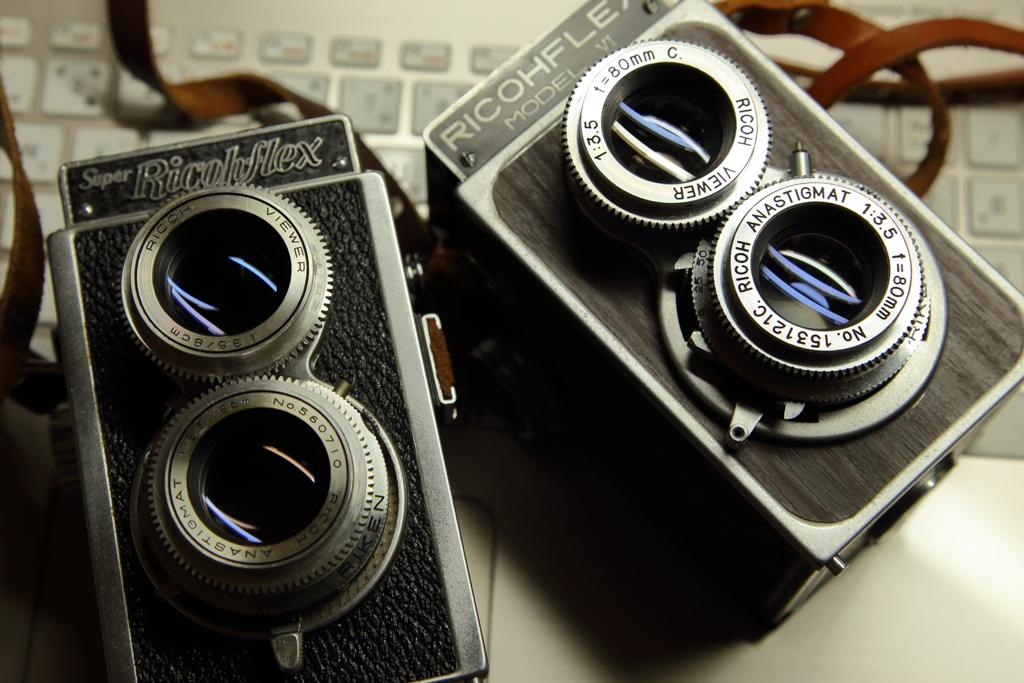 ちょっと古いカメラの話でも…