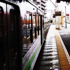養老鉄道 大垣駅