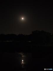 初めての星景写真