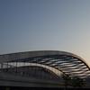 Sunset Silver Bridge