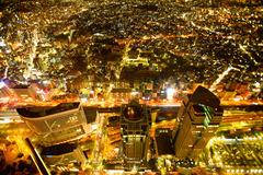 都市のエネルギー