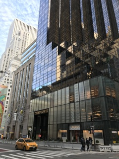 TIFFANY & TRUMP TOWER