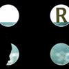 crescent moon ®..