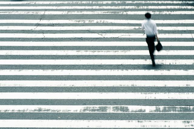 cross the stripe..