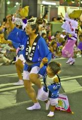 僕もちゃんと踊れるよ(^^)