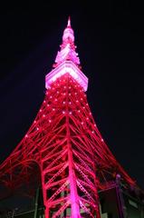 TOKYO Tower (Pink Light ver)