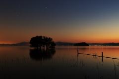 琵琶湖旅情