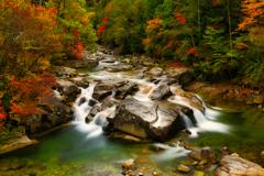 木曽で感じた秋