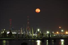月の出 2