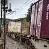 東北本線貨物列車2