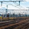 鉄路のある風景