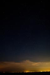伊豆の夜空