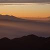 柔光の絹雲