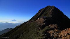 ~八ヶ岳blue~