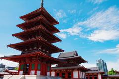 sitennou-temple2