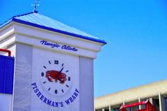 Warf Clock