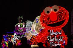 magical starlight parade
