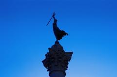 Union Square Statue