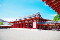 sitennou-temple