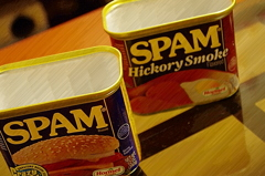 Careful To Too EAT!~SPAM