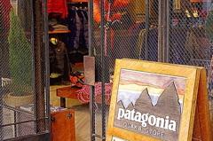 Patagonia Shinsaibashi