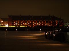 Yokohama feel  -Red brick night-