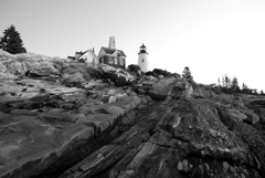 Pemaquid Point Lighthouse August 2011