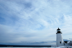 Pemaquid Lighthouse February 2011