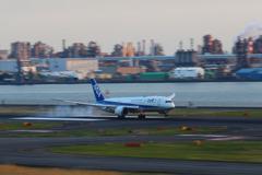羽田空港RWY34L