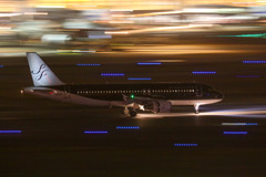 羽田空港1タミからの流し撮り#3