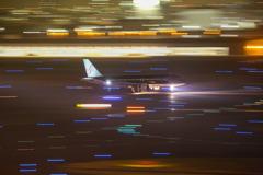 羽田空港1タミからの流し撮り#5