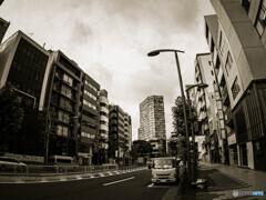 記憶違いの街角