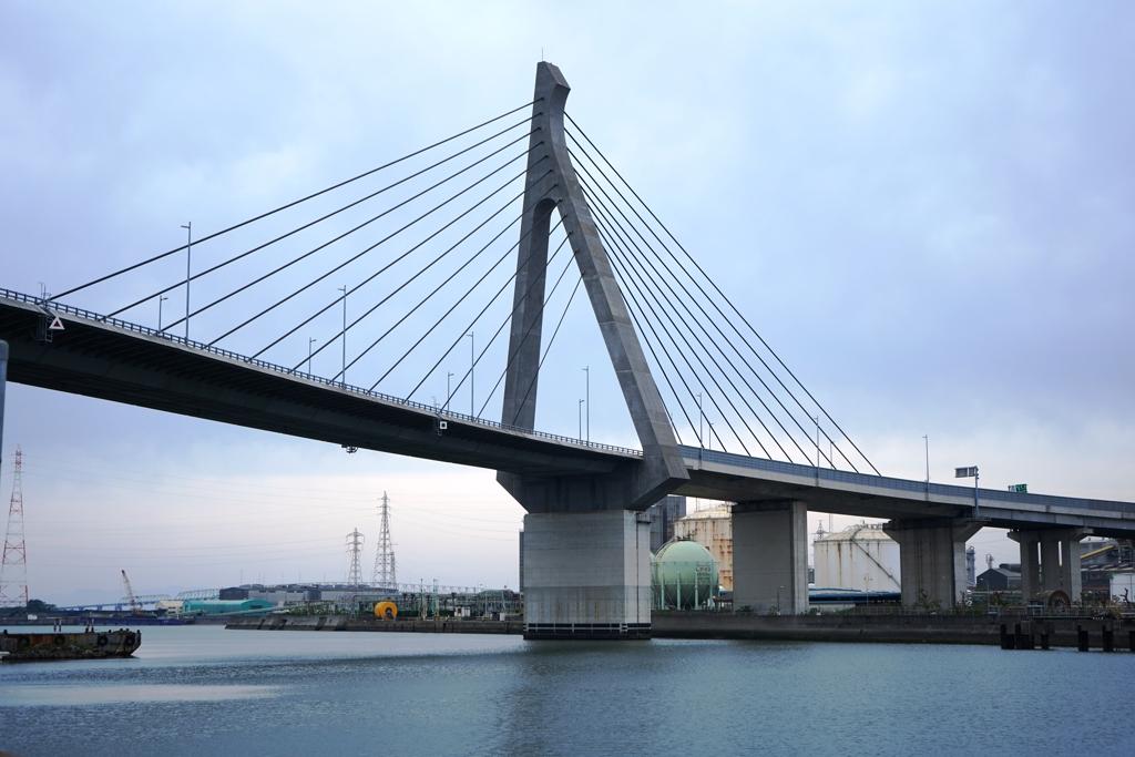 栄川運河橋