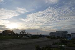 秋の夕暮れ(2)