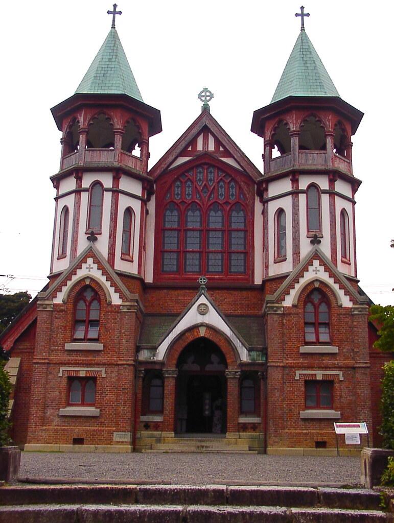 明治村 聖ヨハネ教会堂