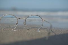 #メガネ越しの私の世界