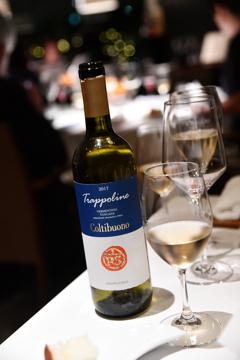 メディチ家末裔が作られた白ワイン