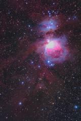 オリオン大星雲 M42 (再処理)