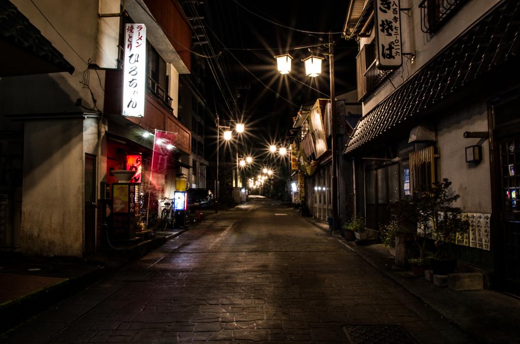 古きよき町並み