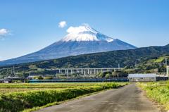 いつもの富士山