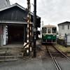 小さな鉄道。大きな役割。